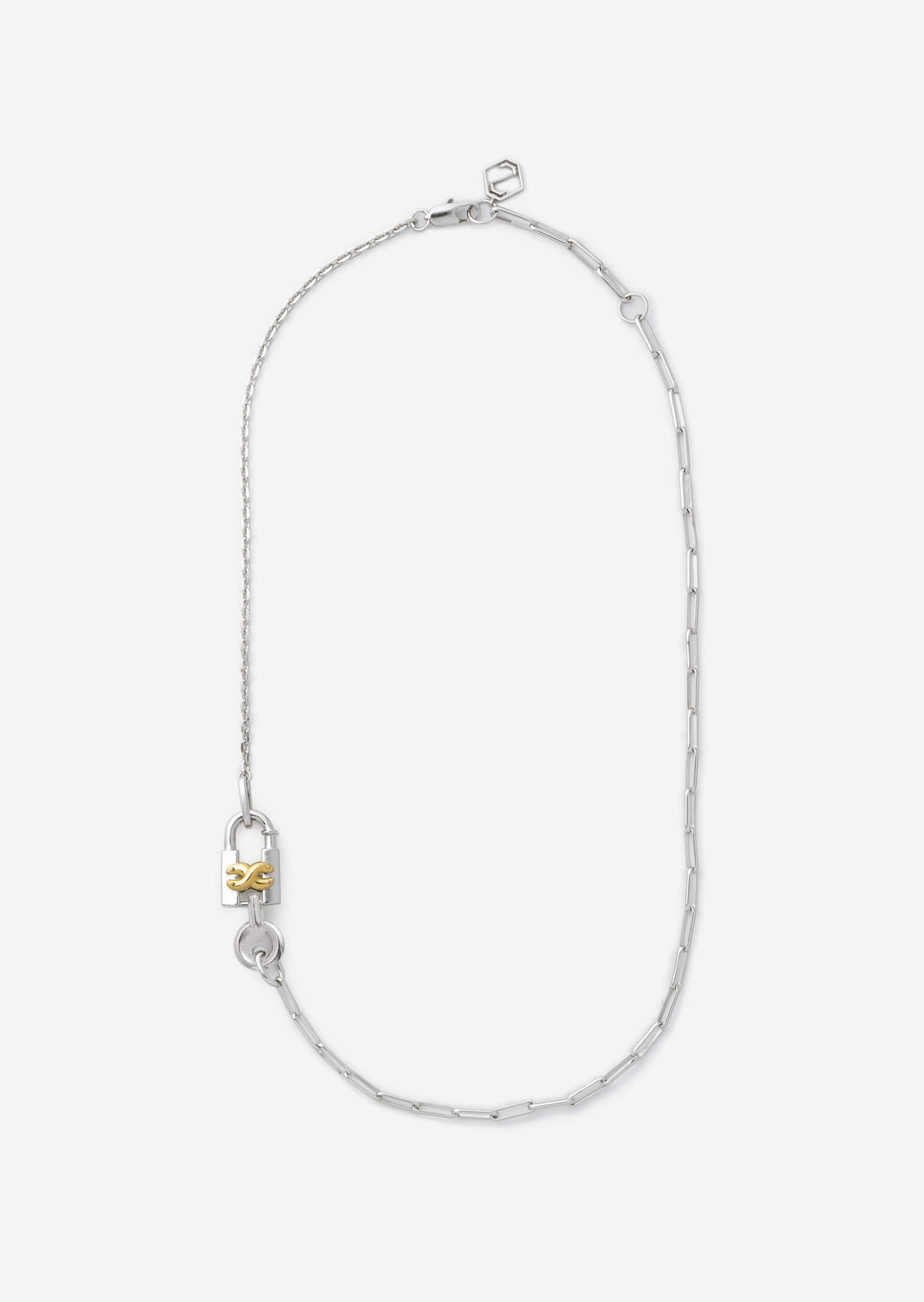 Thin Lock Choker